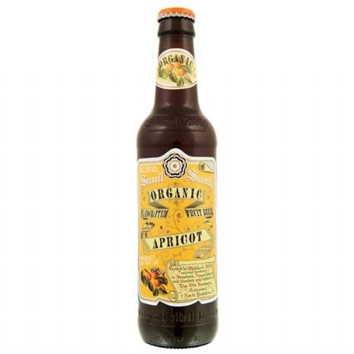 Apricot Fruit Beer, Samuel Smiths